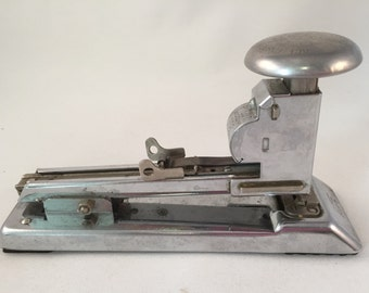 Vintage Ace Pilot Stapler #402, Ace Fastener Corp. Made in USA
