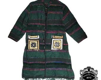 Vintage african tribal coat