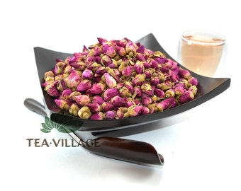 Rose Tea | Organic Aromatic Pink Rose Buds Tea