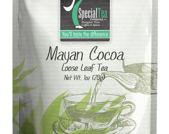 1 oz. Mayan Cacao Black Tea