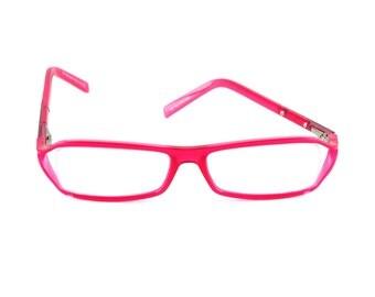 Yves Saint Laurent Eyeglasses Mod. YSL 2178 Col. HUR (pink) 53-15-130 Made in Italy