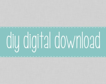 DIY Digital Download