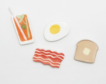 Brunch Forever Magnet Set