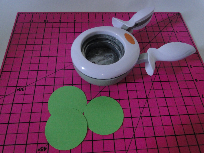 Large Circle Paper Punch Scrapbooking Circle Punch Craft