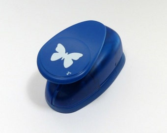 "Motivstanzer punch punch Butterfly 2 """