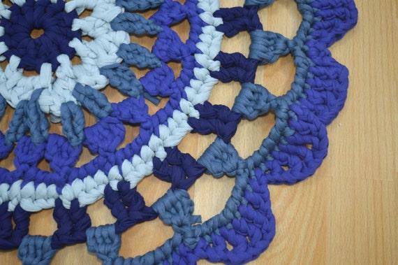Tutorial Tappeti Crochet: Schemi borse a uncinetto e tutorial.