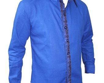 Blue long sleeves for Men