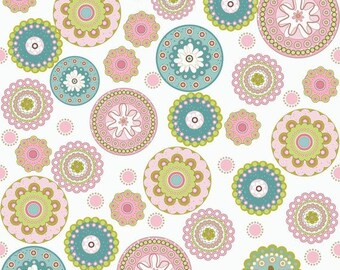 Extra 25% off 1/2 yard Penny Lane by My Mind's Eye for Riley Blake