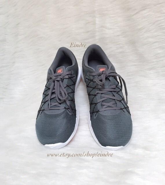 30%OFF Blinged Custom Nike Flex Fury 2 Embellished in Grey with by Eindre f6b391273