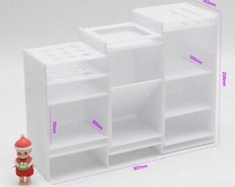 Acrylic Folding Desk Organizer to tide up your desk