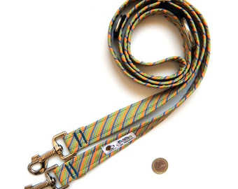 Adjustable strap for dogs - Montoj (striped)