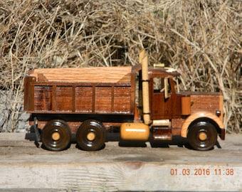 Wooden Dump Truck #5