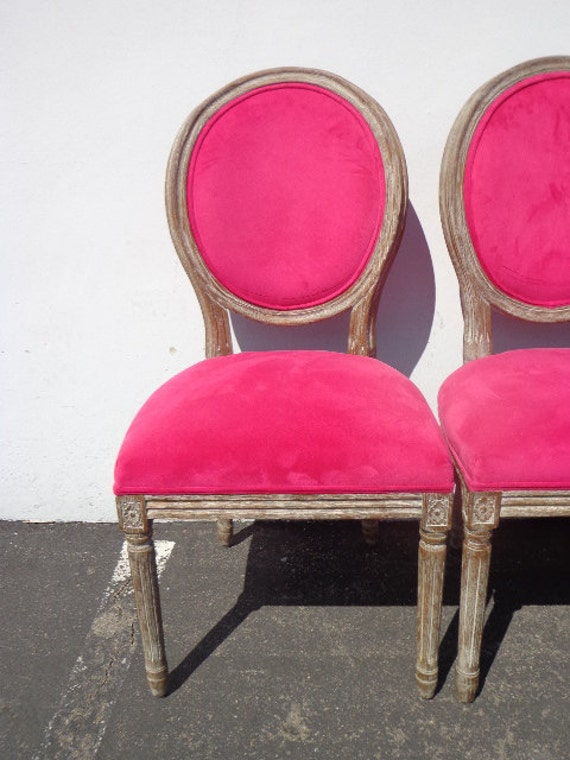 4 Chairs Dining Seating Furniture French Italian Neoclassical