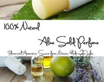 Alive All Natural Solid Perfume Stick