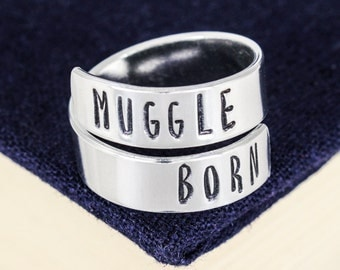 Muggle Born Wrap Ring
