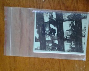 "Black-and-white photography mini zine ""New York Bike Dreams"""