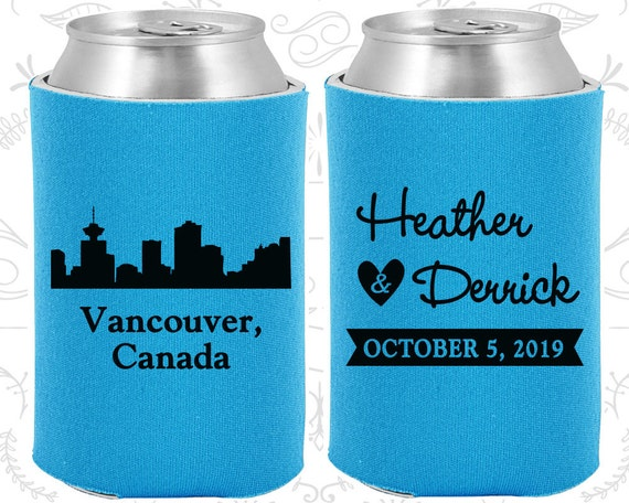 ... Wedding Gift, Canada Wedding Shower, Travel Wedding Favors, Vancouver