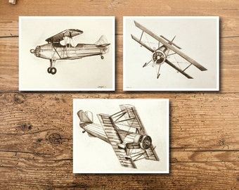 Airplane Nursery Decor - Boys Room Airplane Decor - Plane Nursery Decor - Boys Room Plane Decor - Airplane Decor