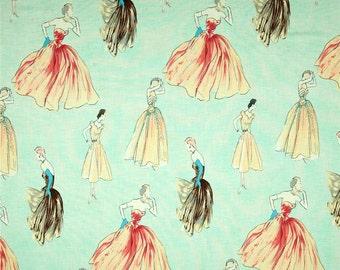 Michael Miller Fabrics - Couture Seafoam - PC1531-SEAF-D