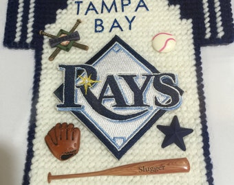 Tampa Bay Rays Magnet