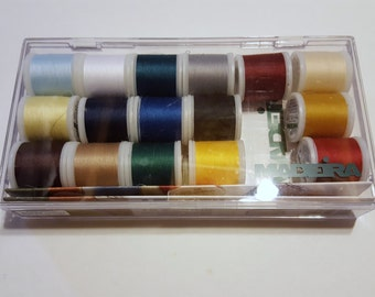 Madeira Thread / Destash Thread / Thread for Embroidery Machine
