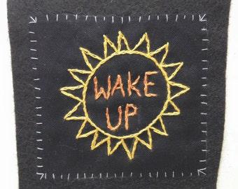 Wake Up Sun Patch