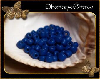 20g opaque Rocailles  1,9x2mm dark blue