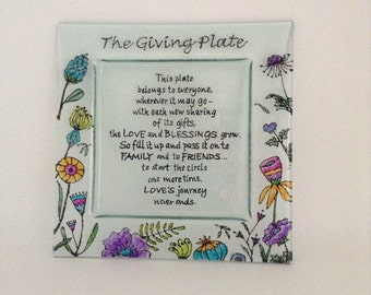 """Shop """"giving plate"""" in Home Décor"""