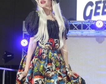 Horror Movie Gothic Lolita Dress - Classic movies