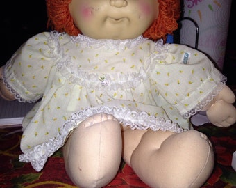 Vintage xavier roberts 1985 cabbage patch doll