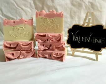 Valentine Essential Oil Soap