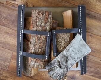 Firewood Log Tote