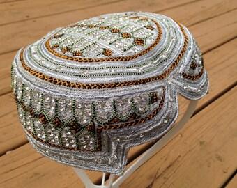 Sindhi Topi With Over 450 Zircons