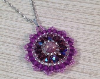 The Perfect Purple Pendant
