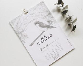 SALE-25% 2016 Calendar - Calendario 2016