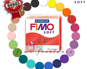 FIMO soft Polymer Clay 30-colors-for-selection