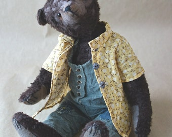 OOAK artist teddy bear  Albert
