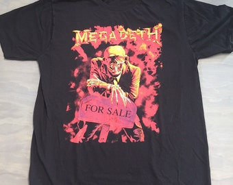 MEGADEATH T-shirt