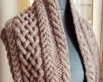 Aiyana Scarf *Knitting Pattern*
