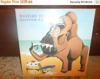 Save 30% Today Vintage 1973 Vinyl LP Record Fleetwood Mac Mystery to Me Excellent Condition Reprise Records 4996