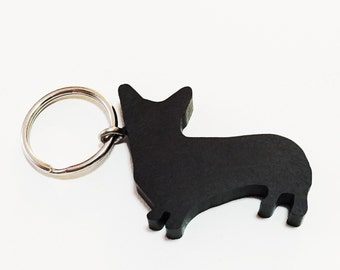 Corgi Keychain - Dog Keychains - Gifts for Dog Lovers - Corgi