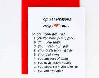 ten reasons why i love her