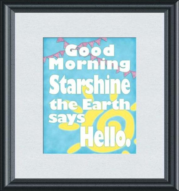 Good Morning Starshine From Hair : Good morning starshine lyrics hair by digitaldesignvault