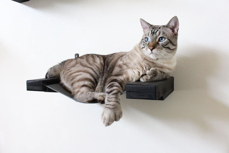 16 Cat Hammock Lounge Shelf Free Us Shipping