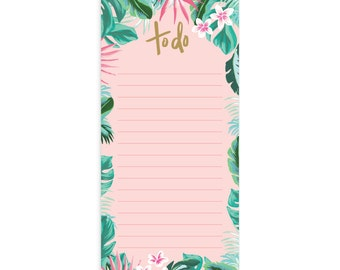 Tropical DL Notepad