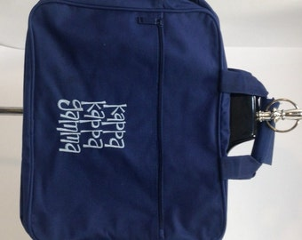 Kappa Kappa Gamma Fabric Book Bag