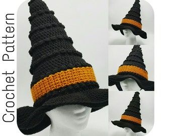 Adult witch hat Etsy