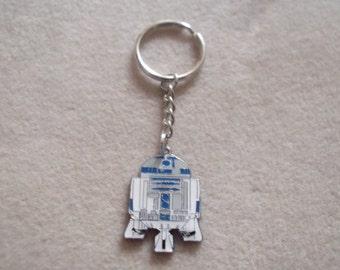 Star Wars R2D2 Keyring
