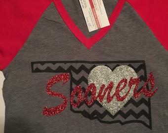 Oklahoma Heart Sooners