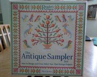 Reader's Digest The Antique Sampler Set